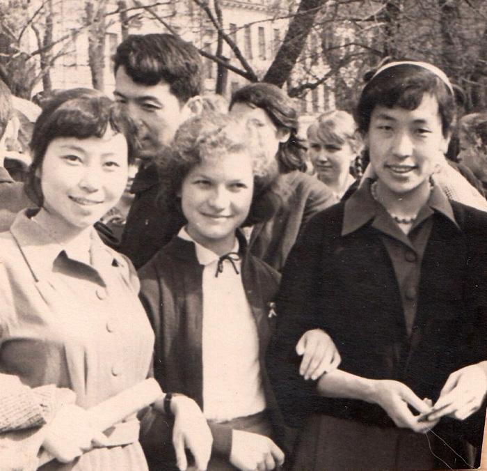 май 1959 г. Ленинград.